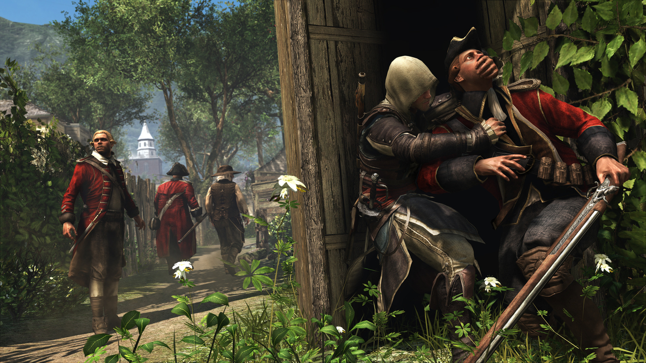 Assassin's Creed IV : Black Flag - Xbox One (utilisez les touches