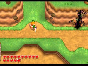The Legend of Zelda : A Link Between Worlds - 3DS