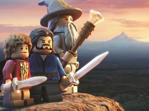 Lego Le Hobbit - 3DS