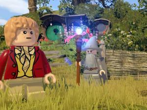 Lego Le Hobbit - PS3