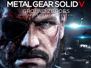 Metal Gear Solid V : Ground Zeroes - Xbox 360