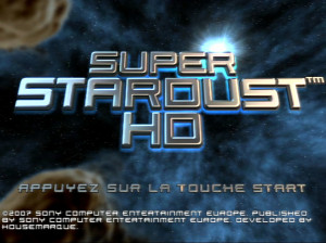 Super Stardust HD - PS3