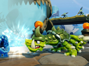 Skylanders Swap Force - Wii