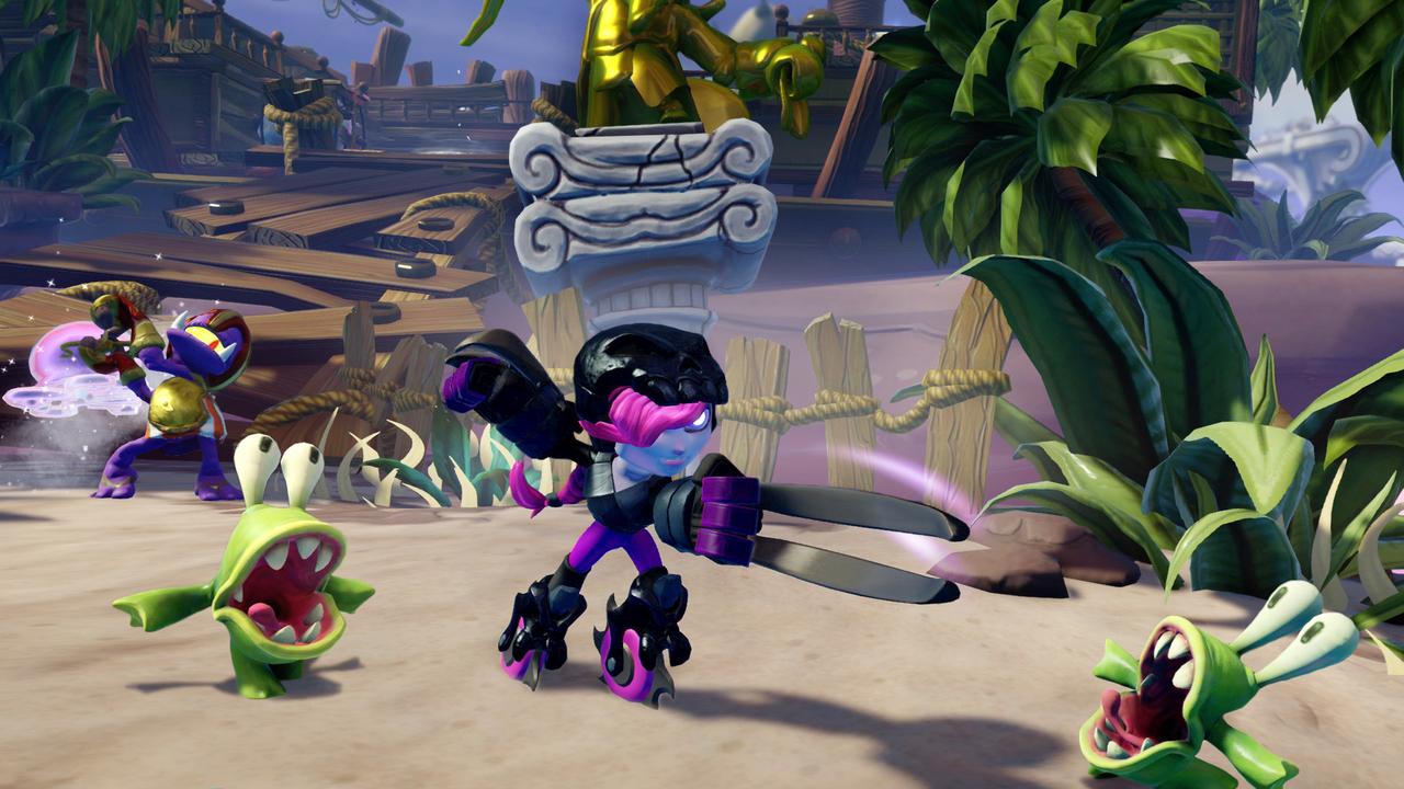 Skylanders Swap Force - Xbox One (utilisez les touches fléchées pour