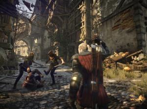 The Witcher III : Wild Hunt - PS4