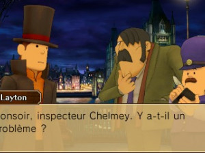 Professeur Layton vs Phoenix Wright : Ace Attorney - 3DS