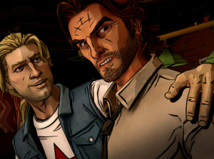 The Wolf Among Us : Episode 2 - Smoke & Mirrors - PS3