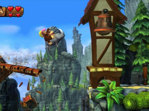 Donkey Kong Country : Tropical Freeze (Wii U)