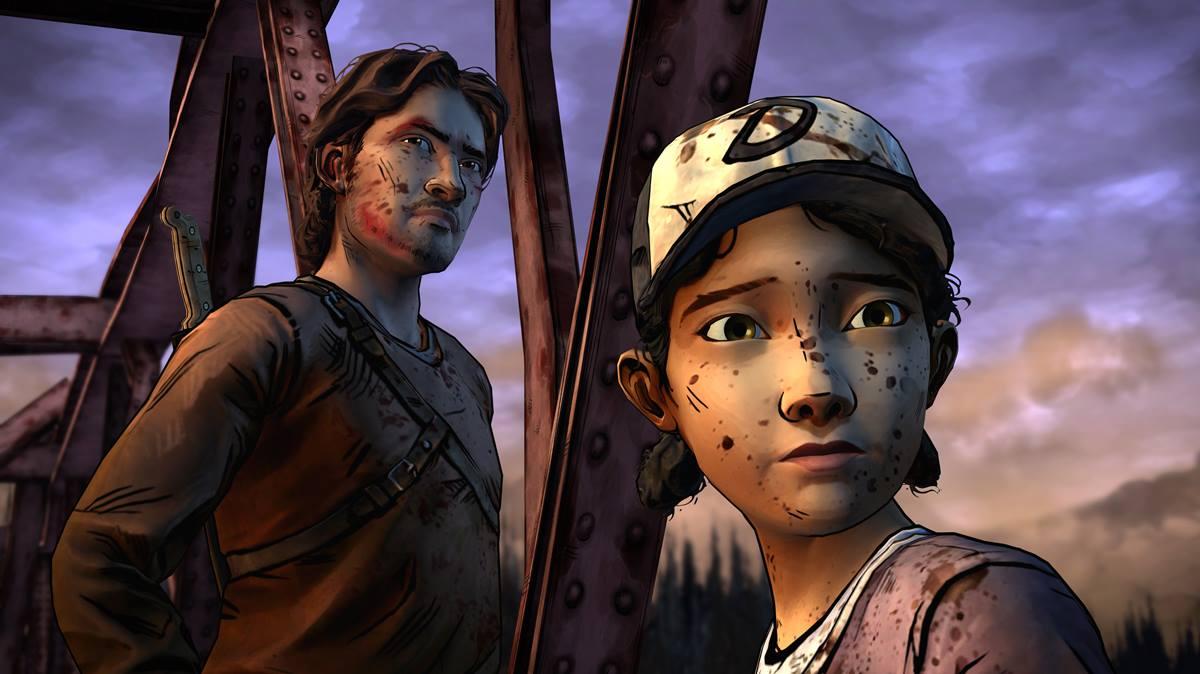 The Walking Dead : Saison 2 - Episode 1 : All That Remains - PC