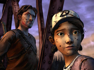 The Walking Dead : Saison 2 - Episode 2 : A House Divided - PS3