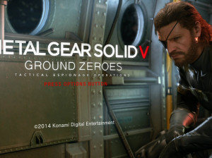 Metal Gear Solid 5 : Ground Zeroes (PS3)