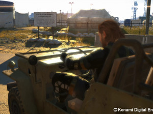 Metal Gear Solid V : Ground Zeroes - PS3