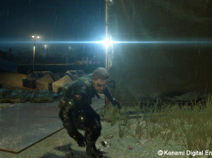 Metal Gear Solid V : Ground Zeroes - PS4