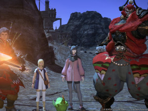 A Realm Reborn : Final Fantasy XIV Online - PS4