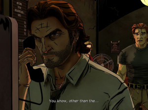 The Wolf Among Us : Episode 3 - A Crooked Mile - PC