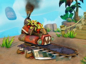 Skylanders Trap Team - 3DS