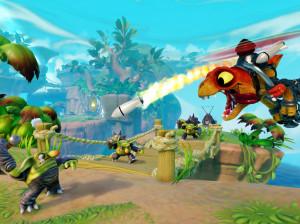 Skylanders Trap Team - Wii