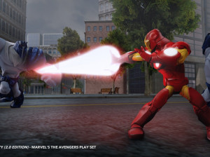 Disney Infinity 2.0 : Marvel Super Heroes - PS4