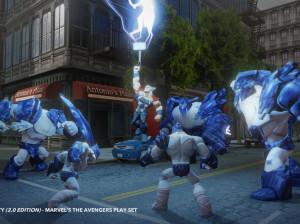 Disney Infinity 2.0 : Marvel Super Heroes - PS4