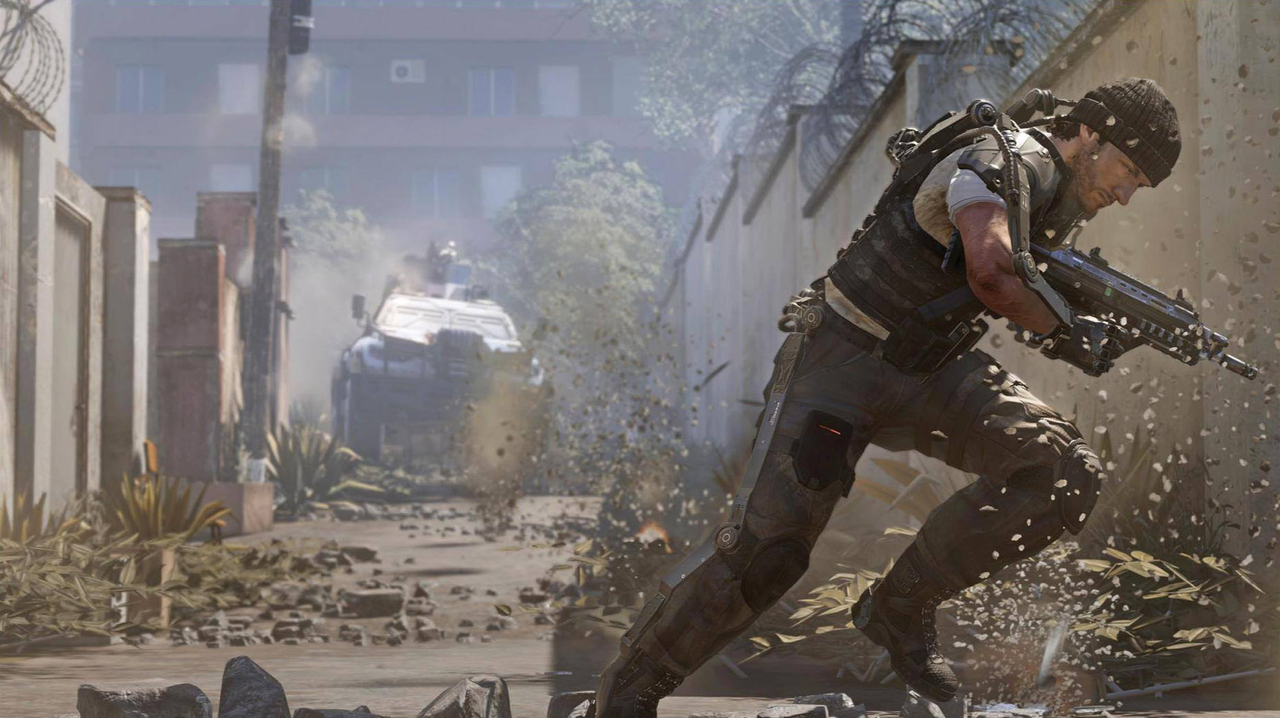 Call of Duty : Advanced Warfare - Xbox 360