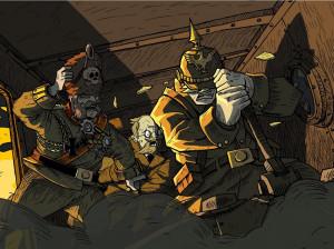 Soldats Inconnus : Mémoires de la Grande Guerre - PS3
