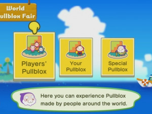 Pullblox World - Wii U