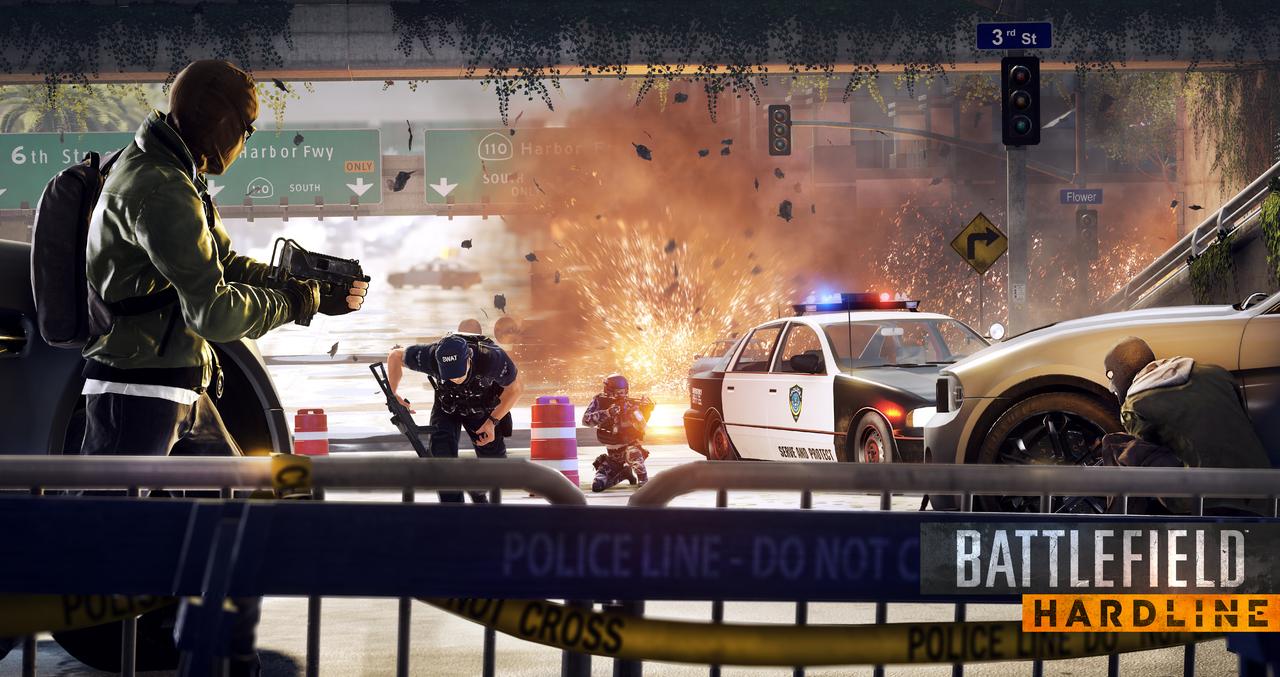 Battlefield : Hardline - PC