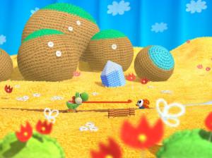 Yoshi's Woolly World - Wii U