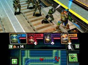 Teenage Mutant Ninja Turtles - 3DS
