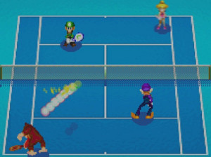 Mario Power Tennis (Wii U)