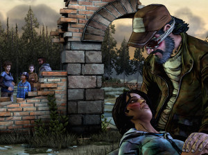 The Walking Dead : Saison 2 - Episode 4 : Amid The Ruins - PC