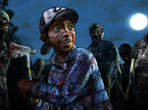 The Walking Dead : Saison 2 - Episode 4 : Amid The Ruins (PS3)