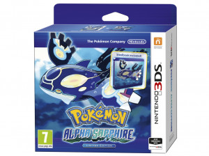 Pokémon Saphir Alpha - 3DS
