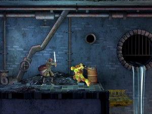 Teenage Mutant Ninja Turtles : Danger of the Ooze - PS3