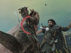 La Terre du Milieu : L'Ombre du Mordor - PS3