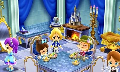 Disney Magical World - 3DS