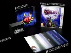 The Legend of Zelda : Majora's Mask 3D (3DS)
