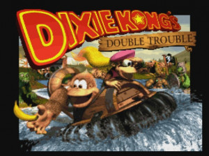 Donkey Kong Country 3: Dixie Kong's Double Trouble - Wii U