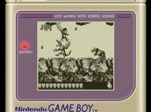 Donkey Kong Land III - 3DS