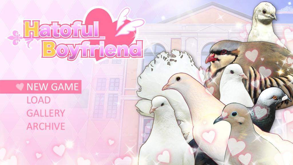 Hatoful Boyfriend - PC