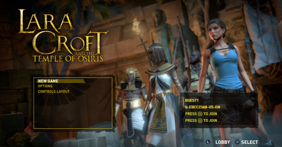 Lara Croft and the Temple of Osiris - Xbox One