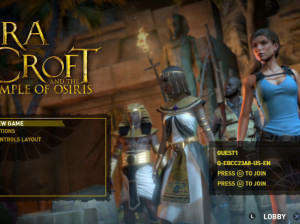 Lara Croft and the Temple of Osiris - Xbox One