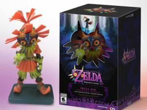 The Legend of Zelda : Majora's Mask 3D (3DS)