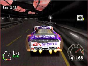 NASCAR Rumble - PlayStation