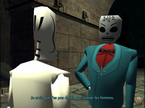 Grim Fandango Remastered - PS4