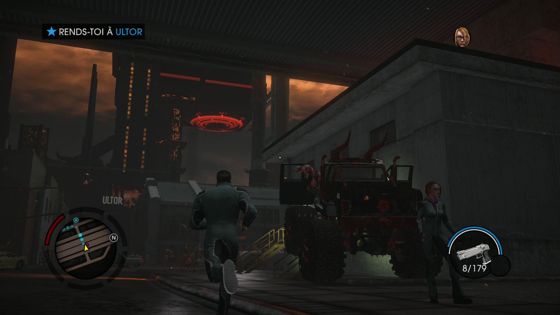 Saints Row : Gat Out Of Hell - PC (utilisez les touches fléchées