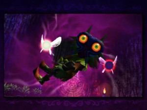 The Legend of Zelda : Majora's Mask 3D - 3DS