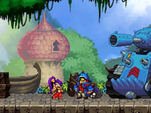 Shantae and the Pirate's Curse - Wii U