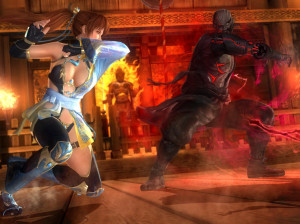 Dead or Alive 5 : Last Round (PS3)