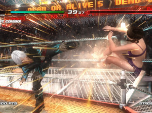 Dead or Alive 5 : Last Round - PS4